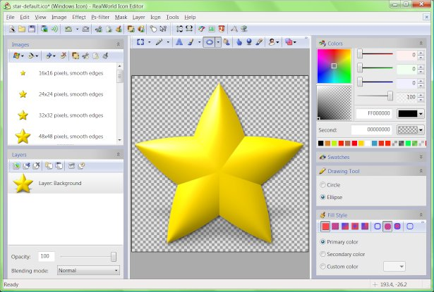 RealWorld Icon Editor 2010.1 full