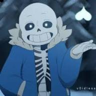 Sans The Comic's picture
