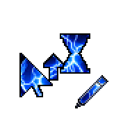 Lightning Plasma Cursors