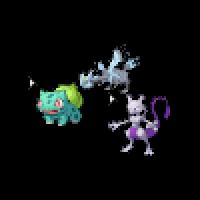 pokemon animated sprite Cursors