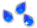 Blue Sapphires in Diamonds Teaser