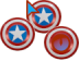Captain America mini (inicomplete)