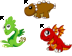 Dragonvale Babies - Basic