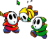 Shyguy Colors