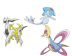 sinnoh legendaries Teaser