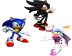 Sonic Characters Teaser
