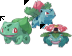 Bulbasaur & CO.