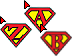 Superman Alphabet Teaser