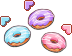 Cute Kawaii Donuts Teaser