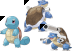 Squirtle & CO. Teaser