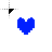 UNDERTALE Soul Cursor Busy.ani Preview