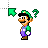 Luigi Help Select.ani Preview