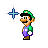 Luigi Precision Select.ani Preview