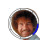 bob ross face (loading or working on it).ani Preview