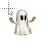 Dancing Ghost.ani Preview