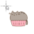 Pusheen the cat cupcake normal select.ani Preview
