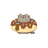 Kitty Donut unavailable Preview