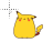 Pikachu Kitty Normal Select.ani