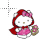 Little Red Riding Hood Hello Kitty Normal Select.ani Preview