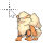 Arcanine Pokemon XY Normal Select.ani Preview