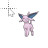 Espeon Pokemon XY normal select.ani Preview