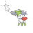 Shaymin (sky form) Pokemon XY normal select.ani Preview