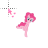 Pinkie Pie My Little Pony Dances normal select.ani Preview