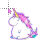 adorable unicorn normal select.ani