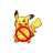 pikachu 8-bit unavailable.ani Preview