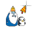 Ice King & Gunter Adventure Time alt left select.ani Preview