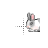 bunny hops horizontal resize.ani Preview