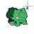 Bulbasaur Pokémon Merged With The Hulk alt left select.ani