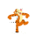 bouncing tigger vertical resize.ani Preview