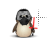 Porg in Kylo Ren Helmet alt left select.ani Preview