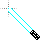 Light Saber flash normal select.ani Preview