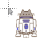 Pusheen the Cat as R2-D2 normal select.ani Preview
