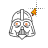 Fire Eyes Vader alt left select.ani Preview