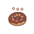 WinBackDonutChocolate.ani Preview