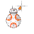BB-8 8-bit alt left select.ani Preview