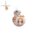 8-bit BB-8 normal select.ani Preview