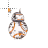 BB-8 drawn normal select.ani Preview