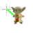 Yoda 8-bit normal select.ani Preview