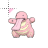 Lickitung Pokémon normal select.ani Preview