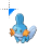 Mudkip Pokémon normal select.ani Preview