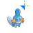 Mudkip Pokémon alt left select.ani Preview
