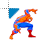 Spiderman normal select.ani Preview