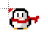 Penguin 8-bit normal select.ani Preview