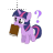 Twilight Sparkle Help Select.ani Preview