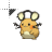 Dedenne Pokémon normal select.ani