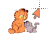 Nermal & Garfield left select.ani Preview